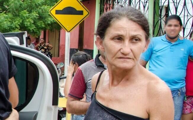 Maria de Fátima Carvalho Miranda, de 43 anos. Foto: Wenddel Veras - Blog do Coveiro