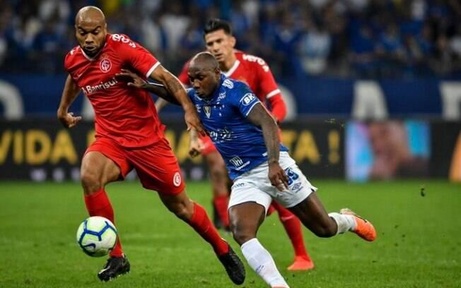 Cruzeiro e Internacional duelaram no Mineirão pela semifinal da Copa do Brasil