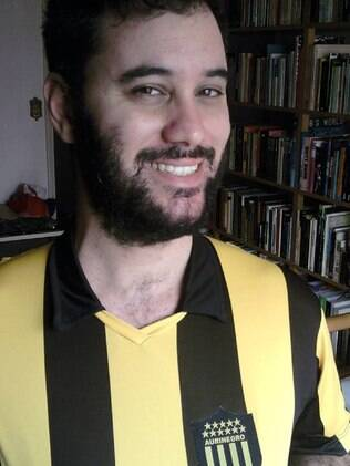 """Bruno Puccinelli: """"Em estádio eu não vou, por causa da homofobia das organizadas"""