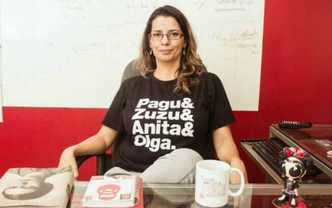 Para advogada Ana Lúcia Keunecke, criação de ONG ajudou no processo de recuperação da depressão pós-parto