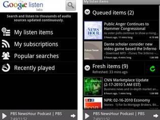 Google Listen é um dos serviços do Google que será desativado em breve