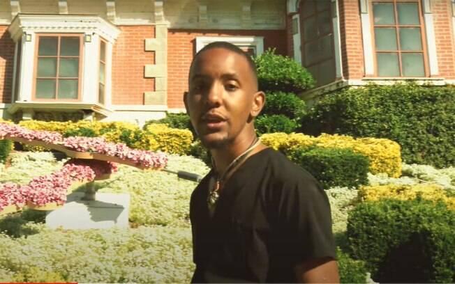 O rapper Daeshard gravou um clipe no antigo rancho de Michael Jackson