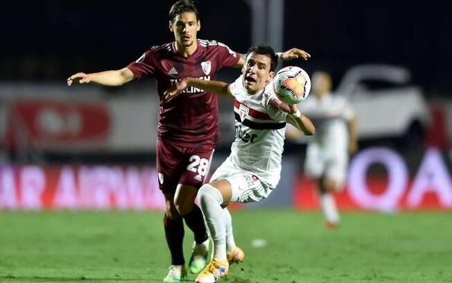 River Plate e São Paulo