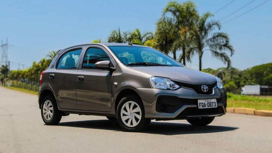 Toyota Etios: Compacto sai de cena no Brasil, onde o Yaris continuará como representante da marca no segmento