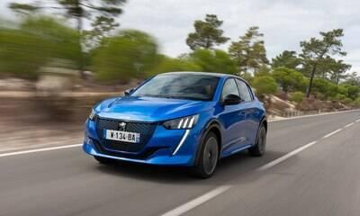 Peugeot lança versão elétrica do 208 no Brasil