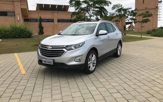 Chevrolet Equinox tem a mesma base do Cruze, feito na Argentina. Mas, sempre será  trazido do México para o Brasil