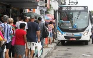 Traficantes mudam itinerários de 24 linhas de ônibus no Rio de Janeiro