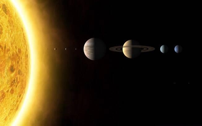 O meteorito em questão foi formado na mesma época em que nosso Sistema Solar se consolidava