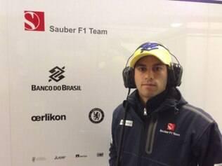 Nasr também afirmou que está se adaptando bem ao novo carro da Sabeur