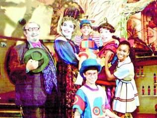 """Clássico. Devido ao sucesso, """"Castelo Rá-Tim-Bum"""" deu origem a outra série e a um longa-metragem"""