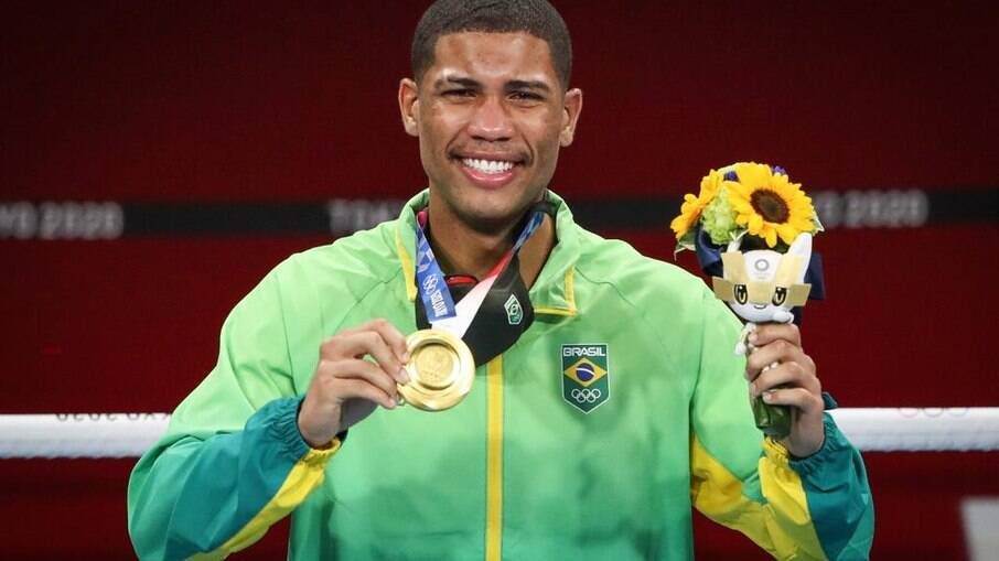 Hebert Conceição venceu a final contra ucraniano e trouxe ao Brasil a sexta medalha de ouro em Tóquio
