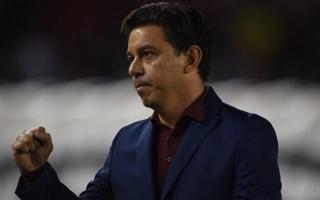 Técnico do River Plate interessa ao Flamengo