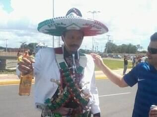 Lúcido, 'Chorro Tequilano' não quis arriscar um palpite
