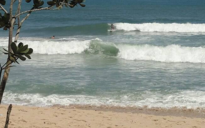 As praias Vermelhas de Ubatuba são indicações para quem quer surfar no litoral norte de São Paulo