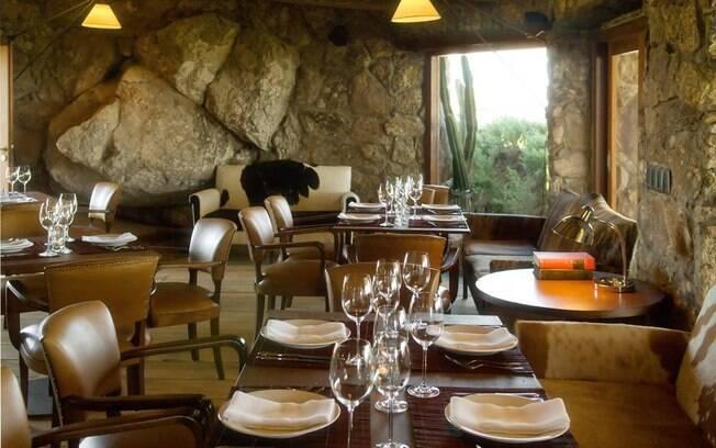 Restaurante do Fasano Las Piedras, em Punta del Este, tem cardápio mais informal
