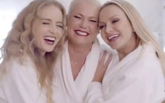 Angélica, Xuxa e Eliana