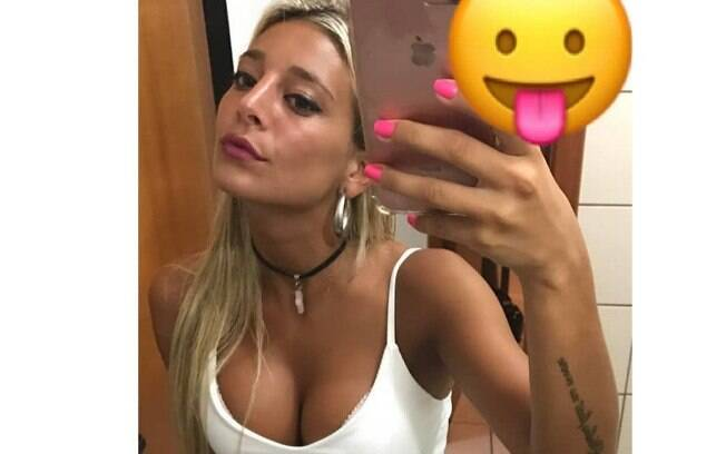 Sol Perez compartilhar com seus seguidores selfies