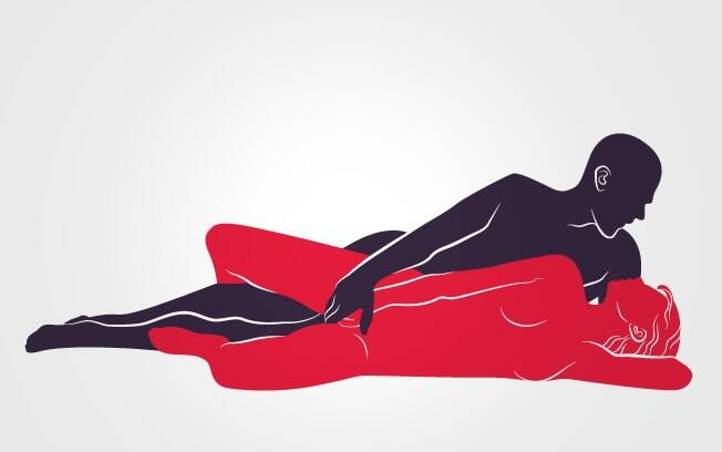 Posições que facilitam a estimulação do clitóris podem aumentar o prazer feminino
