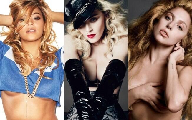 Madonna e outras famosas que revolucionaram o cenário pop