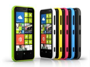 Lumia 620 é o novo smartphone da Nokia com Windows Phone
