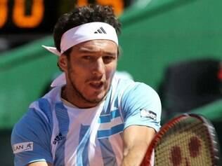 Será a primeira vez que Juan Monaco enfrenta Andujar em jogos pelo circuito da ATP