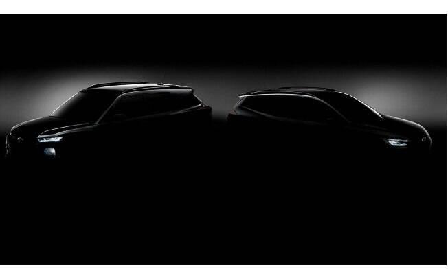 Novos Chevrolet Tracker e Trailblazer serão lançados com novo design e tecnologias mais modernas