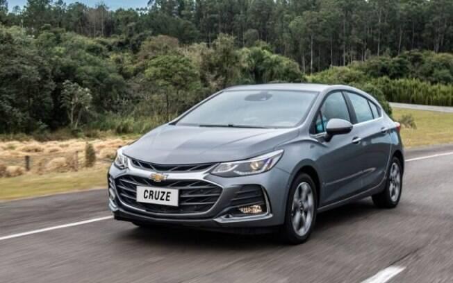 Chevrolet Cruze Sport6: único modelo novo do segmento que sobrou à venda no Brasil hoje em dia do segmento em extinção no País