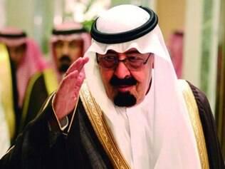 Rei Abdullah da Arábia Saudita manteria filhas presas em casa