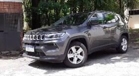 Jeep Compass Sport: versão básica do SUV líder de vendas