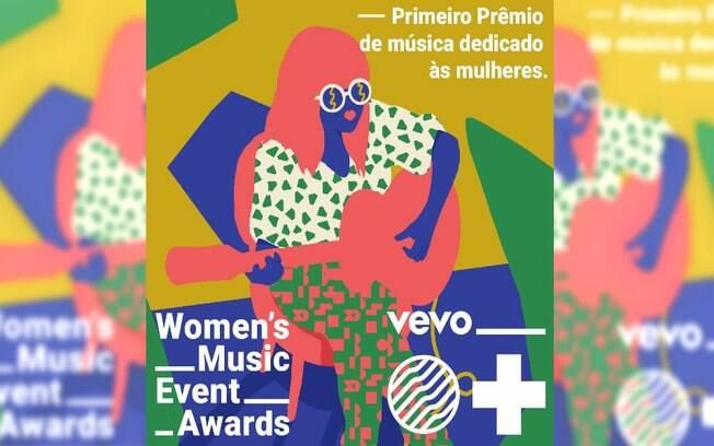 O Women's music Event acontecerá no próximo dia 28 de novembro