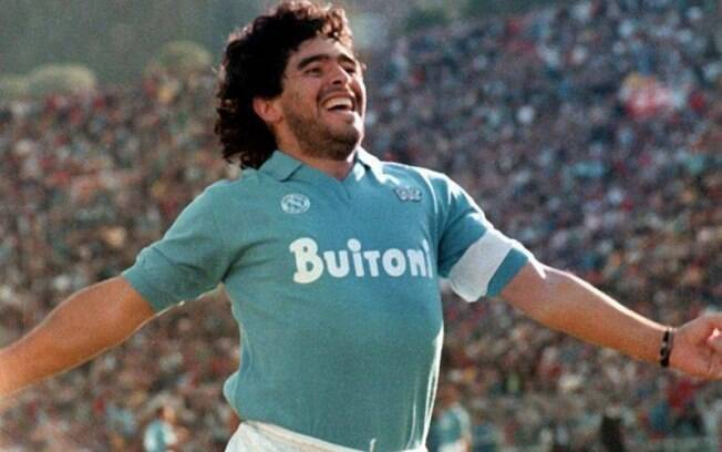 Gattuso exalta Maradona: 'Talvez seja mais importante que San Gennaro em Nápoles'. Foto: Lance!