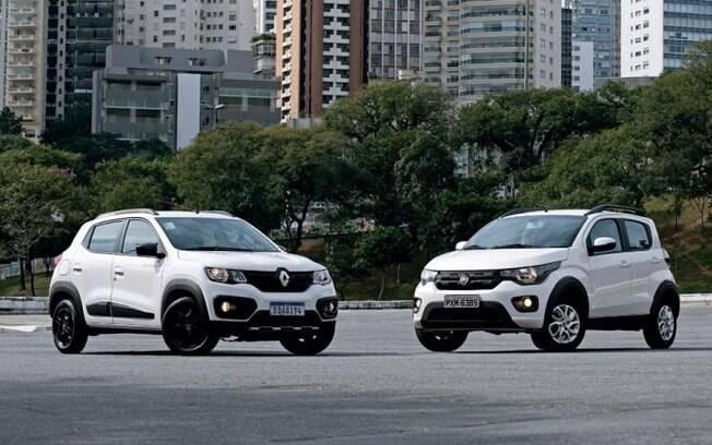 Renault Kwid branco