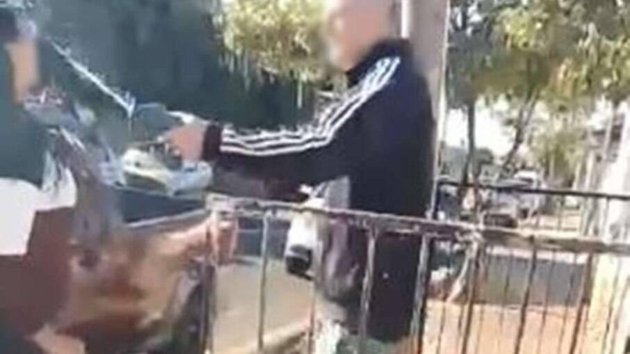 Ex-patrão joga ácido em faxineira, em Catanduva, interior de São Paulo