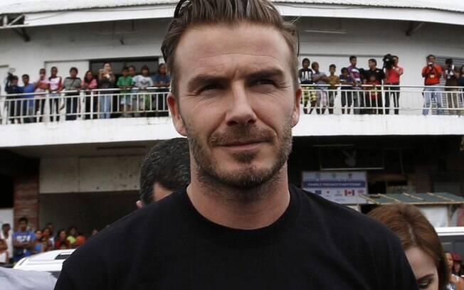 David Beckham será terceiro inglês a receber prêmio da EUFA