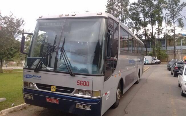Dois homens foram presos em flagrante durante o trajeto em ônibus que saiu de Jundiaí