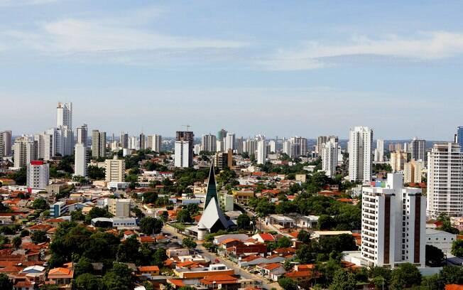 Cuiabá é o destino que apresenta as passagens aéreas mais caras da lista, mas os pacotes de viagem estão na média
