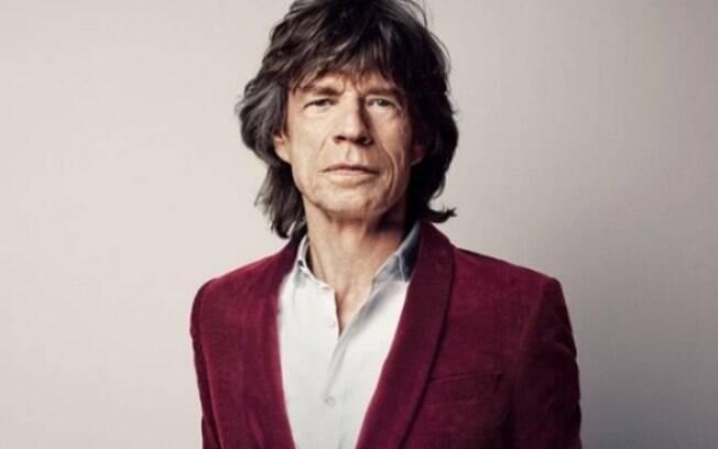 Celebridades que tem mais filhos! Mick Jagger é pai de oito filhos, um com a brasileira Luciana Gimenez