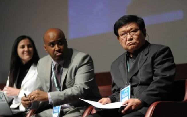 Em evento de ONG em Genebra, Lee falou sobre violações no regime norte-coreano