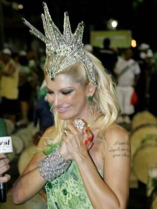 Antonia Fontenelle: majestade garantida por R$ 300 mil