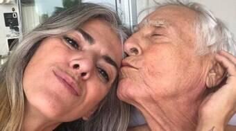 Mulher de Luis Gustavo relembra últimos dias com o marido