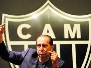 Tudo numa boa. O presidente Alexandre Kalil minimizou a polêmica com o técnico Levir Culpi e elogiou as atuações do time, excluindo, claro, a derrota para o Flamengo