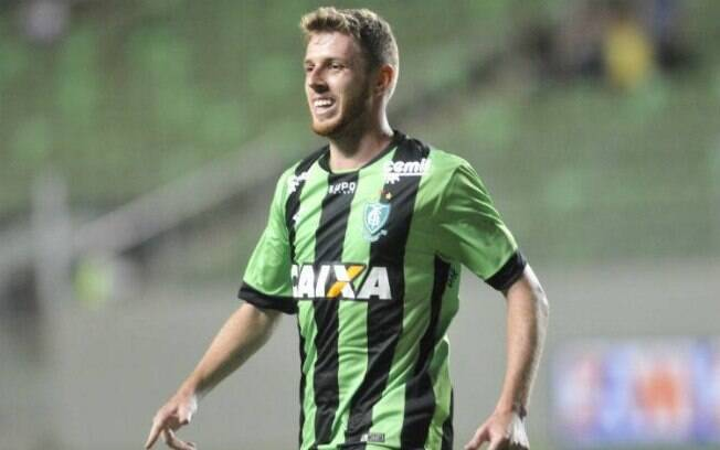 Aylon foi artilheiro do Campeonato Mineiro