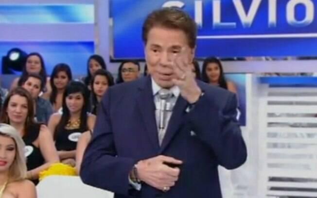 Silvio Santos também contou que a Globo teve que pagar mais de 70 milhões ao SBT por Gloria Perez, Benedito Ruy Barbosa e outro autor. Foto: Reprodução