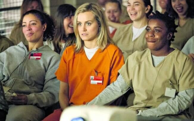 Mulheres lésbicas são o foco da série: uma raridade