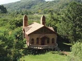 Centro de meditação no litoral catarinense