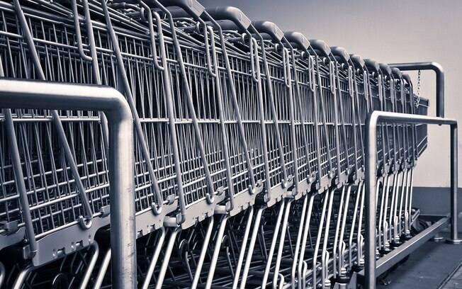 Vendas nos supermercados reduzem na passagem de janeiro para abril