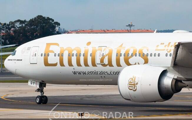 Emirates trará ao Brasil 2 milhões de doses da Vacina AstraZeneca