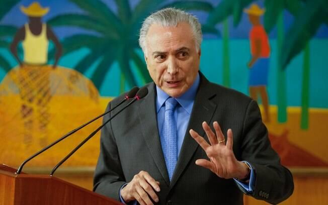 PF enviou ao STF o inquérito em que conclui que o presidente Michel Temer recebeu propinas de ao menos R$ 1,43 milhão