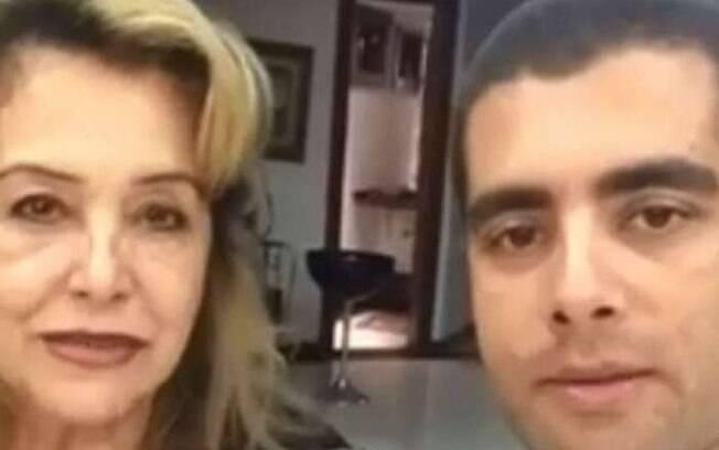 'Dr. Bumbum' e a mãe, Maria de Fátima, estavam foragidos desde a morte de bancária de Cuiabá, no domingo