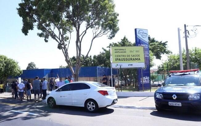 Prefeitura e polcia intensificam medidas para coibir roubos nos CSs
